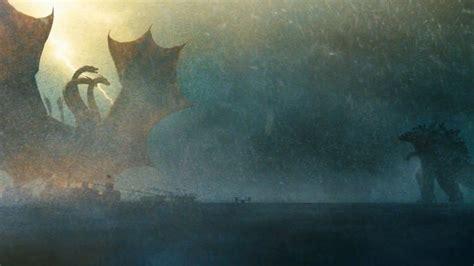 New Look At Mothra, Rodan & Ghidora In Godzilla King Of