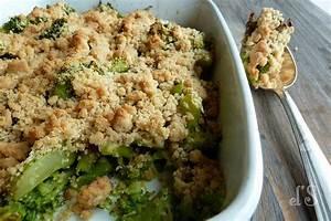 Crumble Salé Parmesan : crumble de brocolis au parmesan favorite recipes ~ Nature-et-papiers.com Idées de Décoration