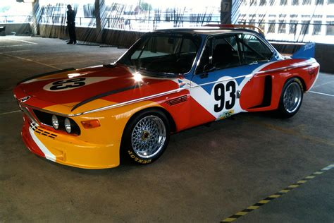 Bmw Art Cars Come To London Auto Express