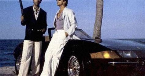 sony crockett  tubbs wearing espadrilles  miami vice