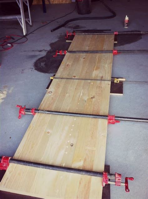 how do you get glue a countertop how i built a diy wood counter top kitchen diy wood