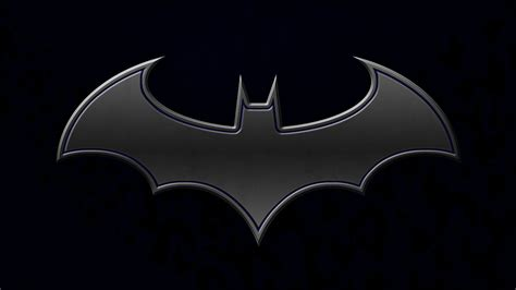 Animated Log Wallpaper - batman symbole fond d 233 cran hd