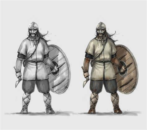 art blog character design process