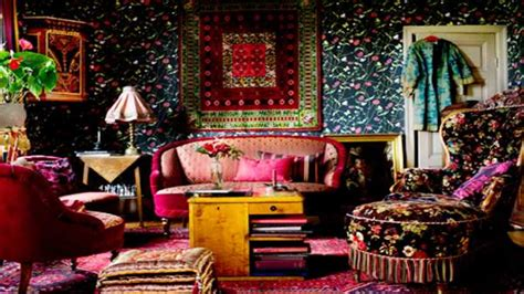 D.i.y Home Decor Ideas : Bohemian Chic Decor, Boho Decorating Ideas Bohemian Home