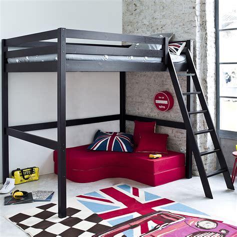 lit mezzanine canape lit mezzanine canape but canapé idées de décoration de