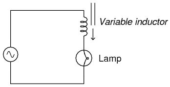 Variable Inductor Circuits Electronics Textbook