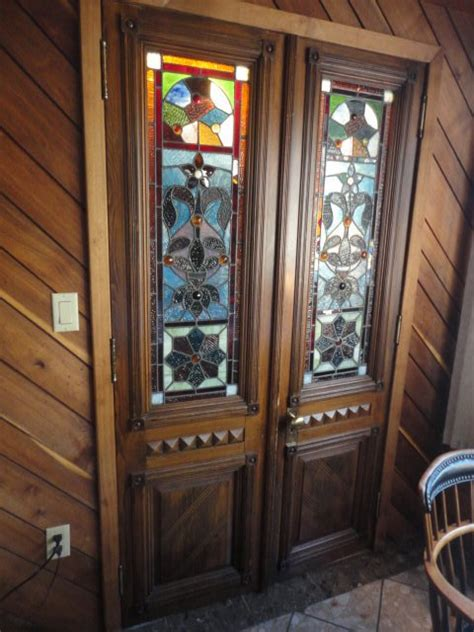 antique doors for antique stained glass doors for antique furniture