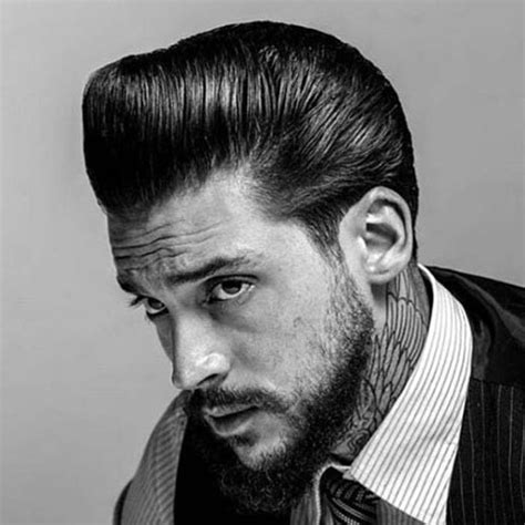 50s Hairstyles For Guys by 15 Best Rockabilly Hairstyles For
