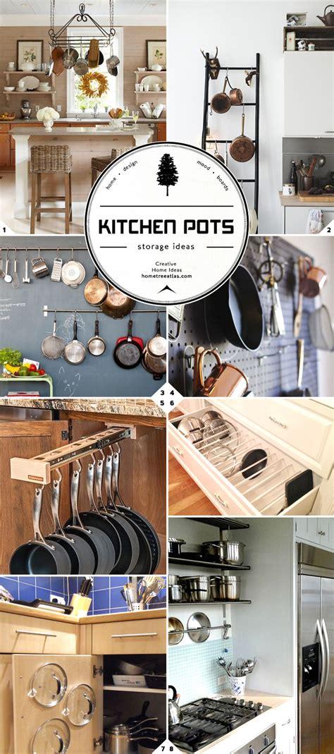 kitchen organization ideas kitchen storage and organization part 2 pot and pan 5438