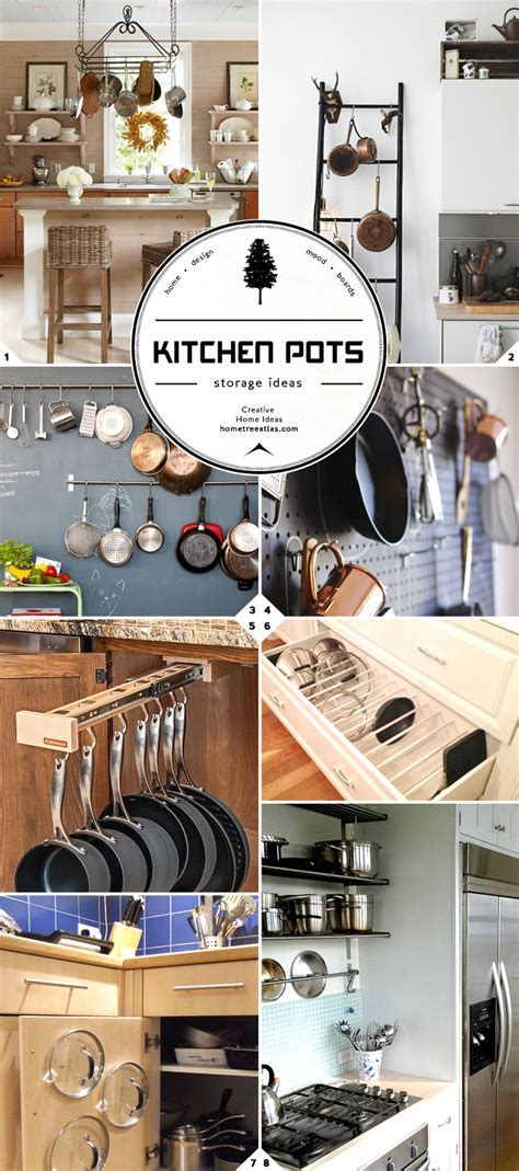 Kitchen Storage and Organization Part 2: Pot and Pan