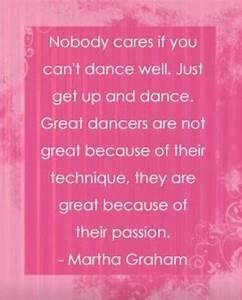 Great Dance Quotes. QuotesGram