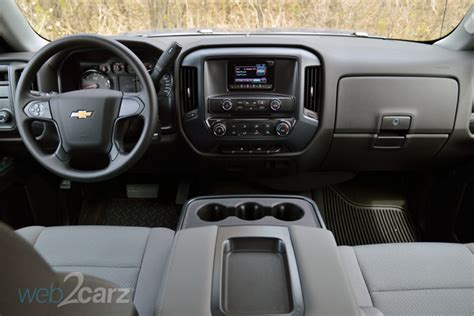 chevrolet silverado  wd ls review webcarz
