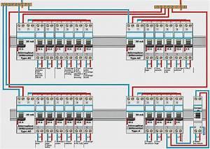 Schema Tableau Electrique Triphasé : schema installation electrique maison pdf emotor ~ Voncanada.com Idées de Décoration