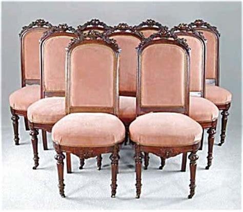 walnut fruit carved chairs joan bogart