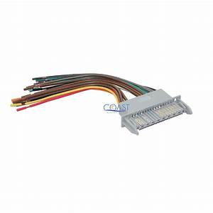 Car Radio Stereo Wiring Harness For 2000