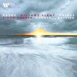 Pēteris Vasks   Warner Classics
