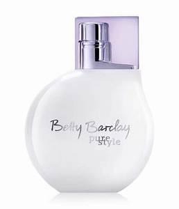 Parfum Betty Barclay : betty barclay pure style online bestellen flaconi ~ One.caynefoto.club Haus und Dekorationen