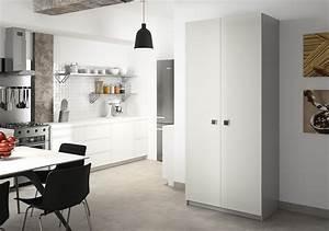 Armoire Rangement Cuisine : armoire de cuisine sur mesure rangement design pratique ~ Teatrodelosmanantiales.com Idées de Décoration