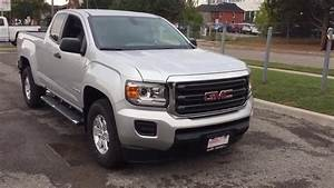 2018 Gmc Canyon Extended Cab 6 Speed Manual Transmission