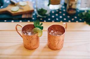 Moscow Mule Gin : shake that mule back down south ~ Orissabook.com Haus und Dekorationen