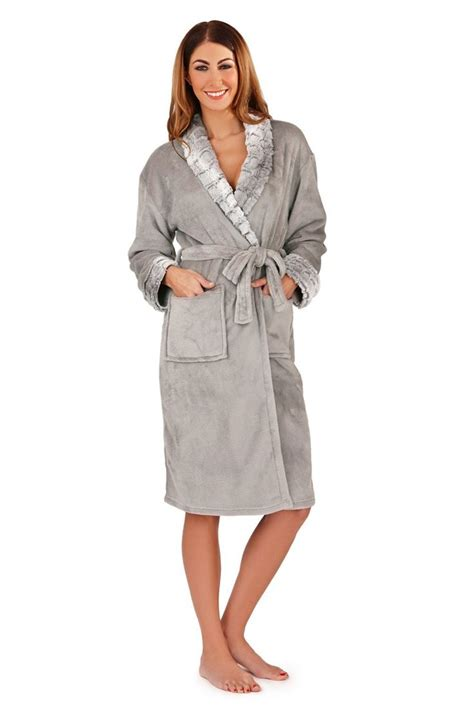 robe de chambre velours les 25 meilleures idées de la catégorie peignoir polaire