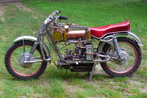 Steampunk Motorcycle : Seven Incredible Steampunk Motorcycles