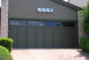 Carriage Garage Doors with Windows