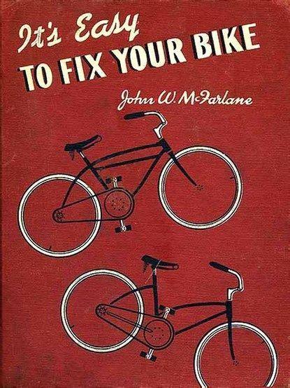 bicycle repairs images  pinterest repair manuals bicycle  bicycles