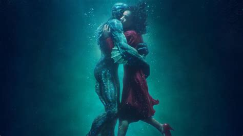 'The Shape of Water,' a love story as beautiful as a ...