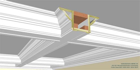 style home interior design coffered ceilings kuiken brothers
