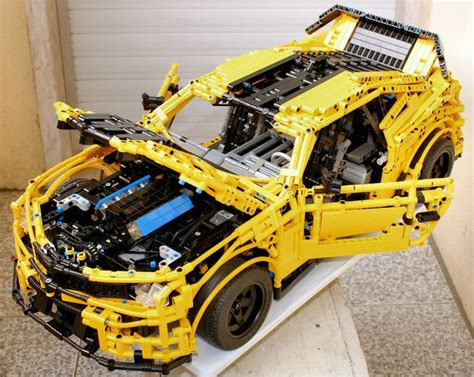Technics Lego Car by 1000 Images About Lego Cars And Trucks On