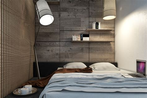 Designing For Small Spaces: 3 Beautiful Micro Lofts : Designing For Small Spaces