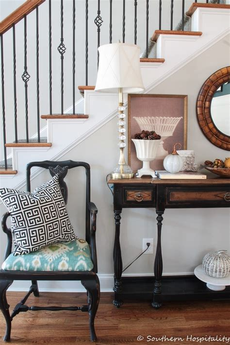 Foyer Dining Room Decorating Ideas by Fall Foyer Dining Room Decorating Ideas Southern