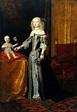 1654-1655 Elisabeth Amalie of Hesse-Darmstadt probably ...