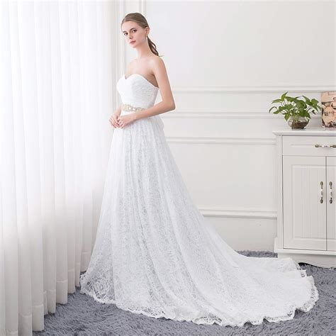 shop these top rated amazon wedding dresses under 100