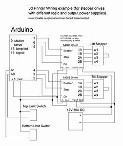 Printer Wiring Diagram