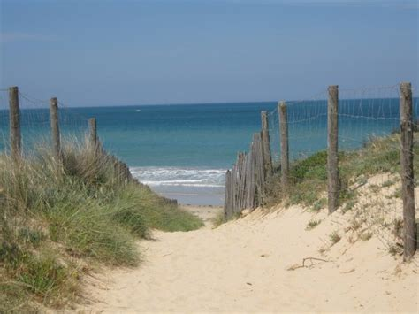 location dune maison  lile doleron  deux pas des