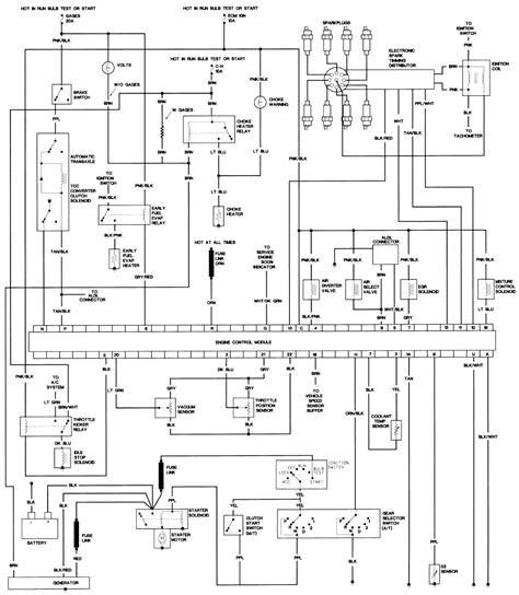 1983 ford f150 wiring diagram jerrysmasterkeyforyouand me