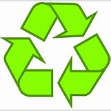 Green Recycling Symbol | 1200 x 1171 png 21kB