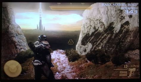 Next Halo Game Image Leak At 343 Industries?  Attack Of