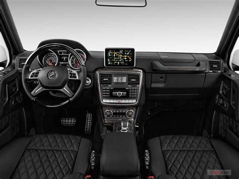 mercedes g class interior 2016 2016 mercedes benz g class interior u s news world report