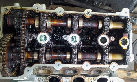 chrysler sebring oil sludge resulting  engine