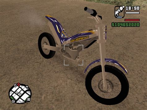 Gta San Andreas Simple Bike Spawner Mod