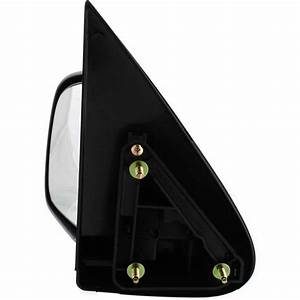 Manual Driver Left Side Lh Mirror For 1999
