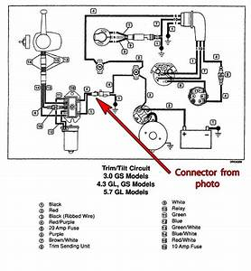 Tilt Pump Wiring Harness No Where To Hookup    Photos   Volvo Trim Pump Sx  Page  1