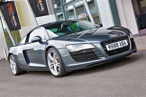Hire Our Stunning Audi R8 Today