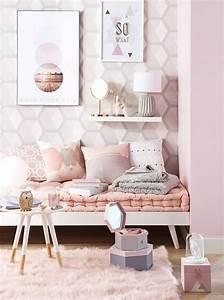 Tendance Deco 2017 Chambre : cores para quartos femininos ~ Melissatoandfro.com Idées de Décoration