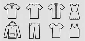 Blank Clothes Templates