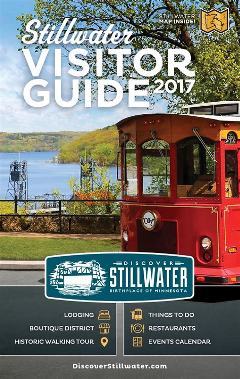 Request a Visitors Guide - Discover Stillwater