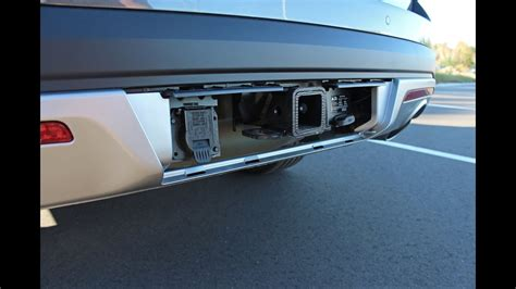 remove  hitch cover    ford explorer xlt